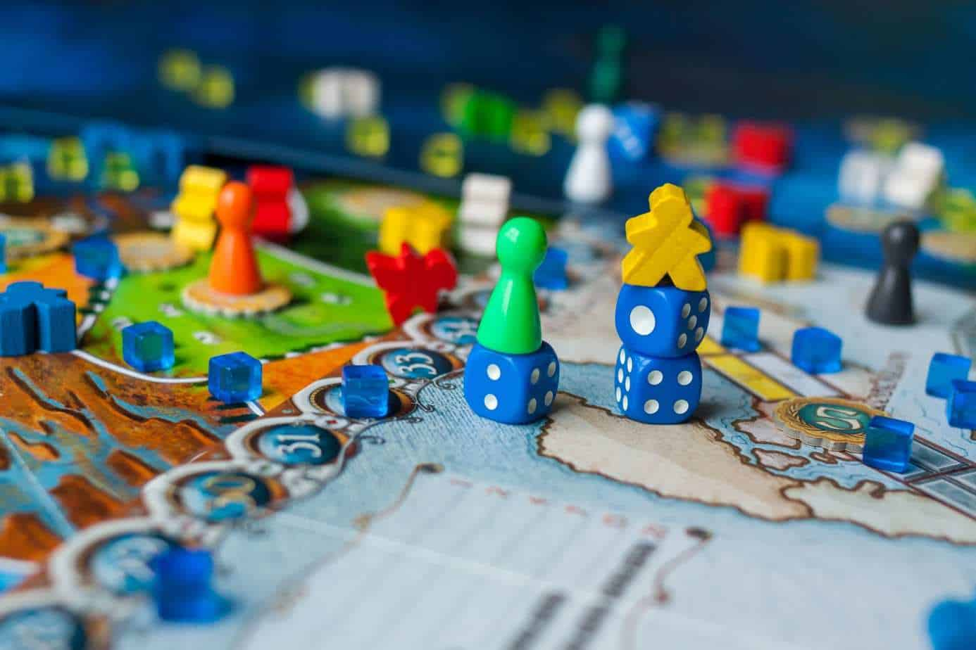 Best board games for geeks