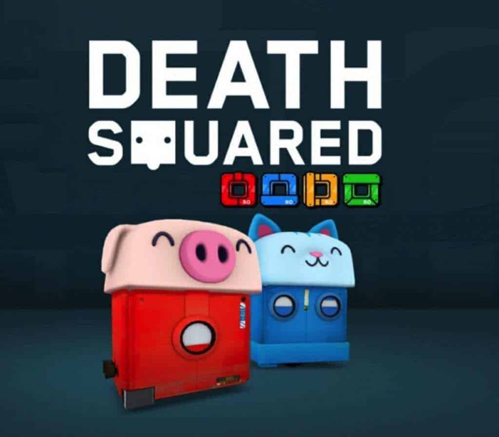death squared - best coop games for geeks