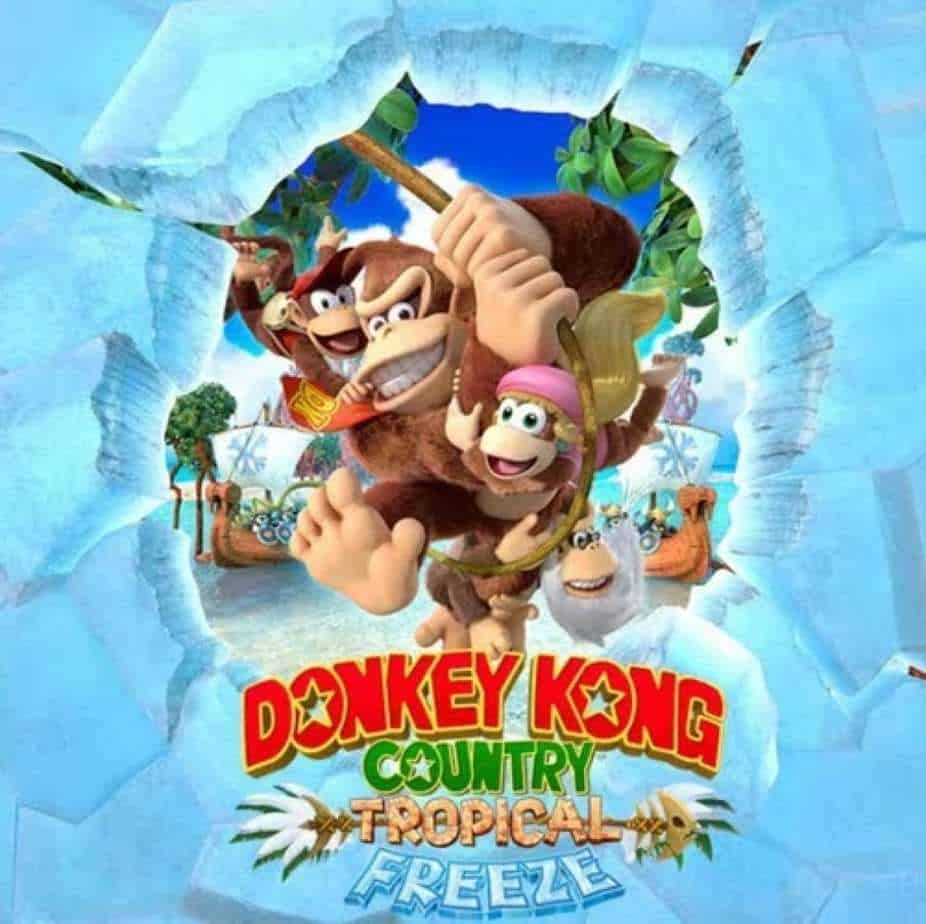 donkey kong country tropical freeze - best couch coop games for geeks