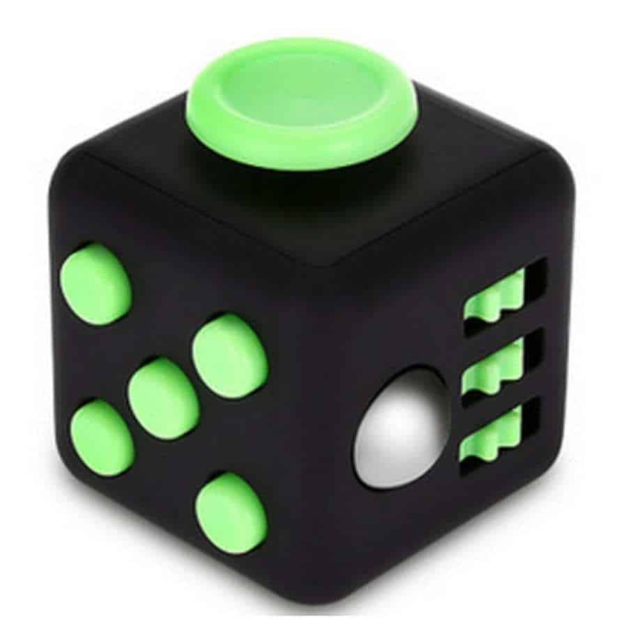 Gifts for Geeks - Fidget Cube - A Geek Toy for Geeks with Anxiety and Nervousness