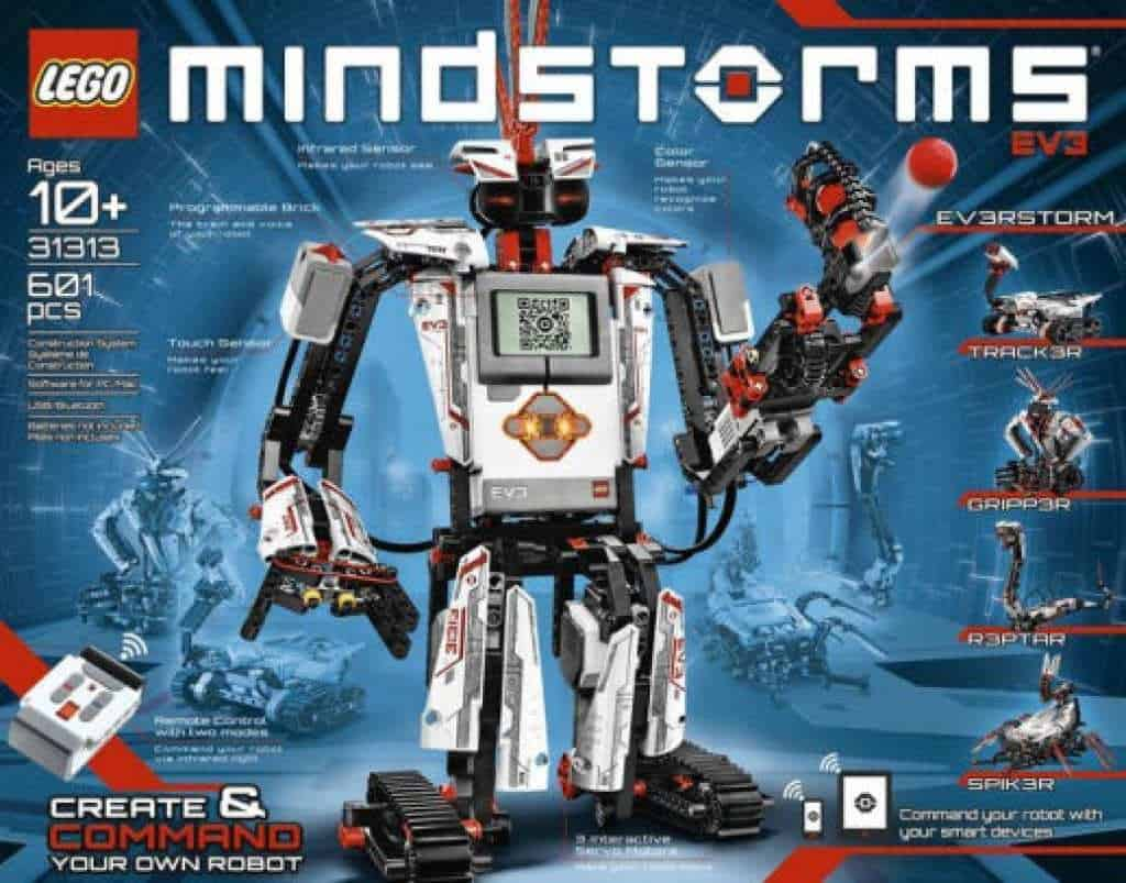 LEGO Mindstorm - A Perfect gift for coding geeks
