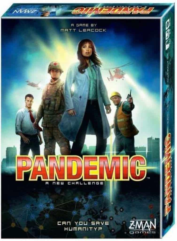 pandemic - best board games