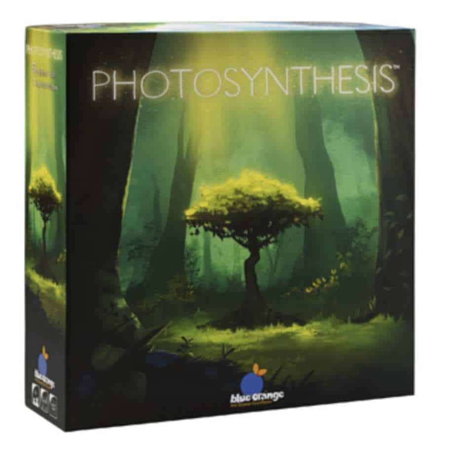board games for geeks - photosynthesis - games for science geeks