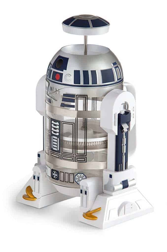 R2D2 Coffee Press - Makes A Great Gift for 2019