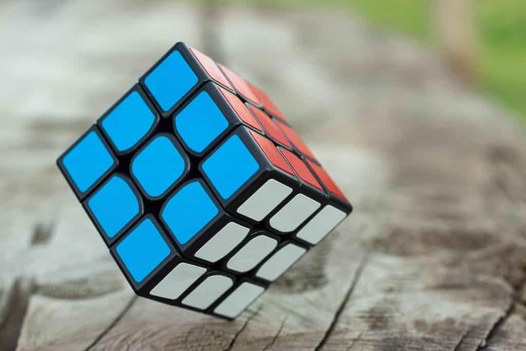 Rubik's Cube - Geeky Science Lovers - Science Gifts