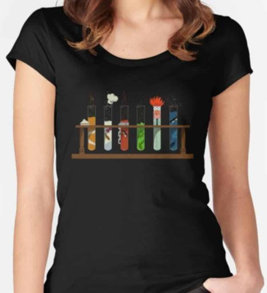 4440e0a7c Science T-Shirts - Great Gifts for Science Geeks