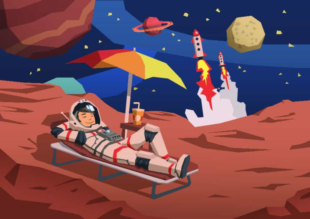 Space Travel: Space Tourism - The Geek Street