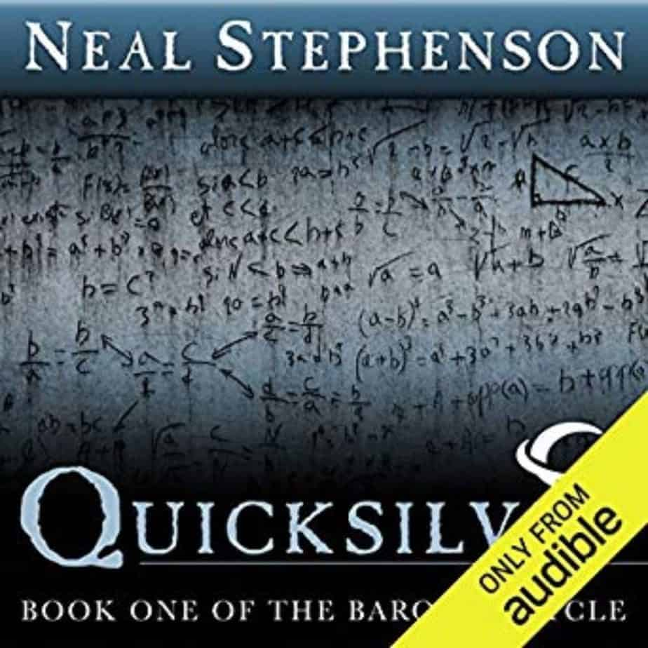 The Best Science Fiction Book - Neal Stephenson - The Baroque Cycle