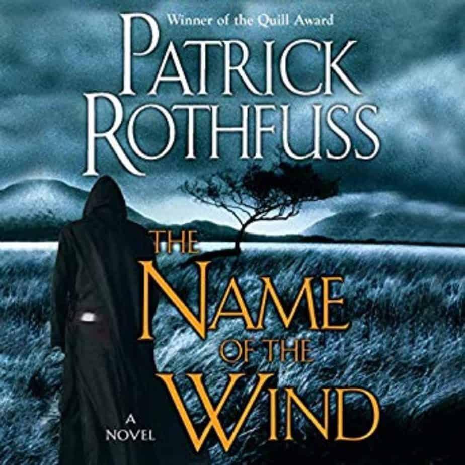 Best Fantasy Audiobooks - Name of the Wind - Kingkiller Chronicle