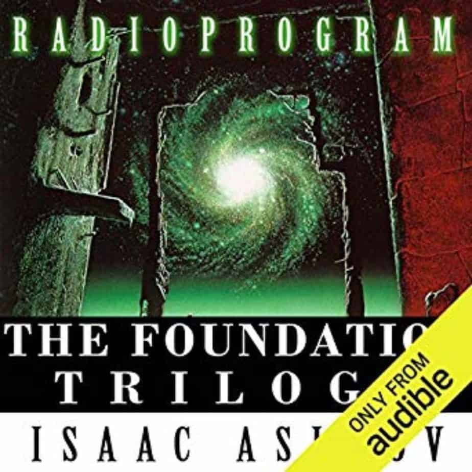 Top 5 Science Fiction Audiobooks - The Foundation Triology