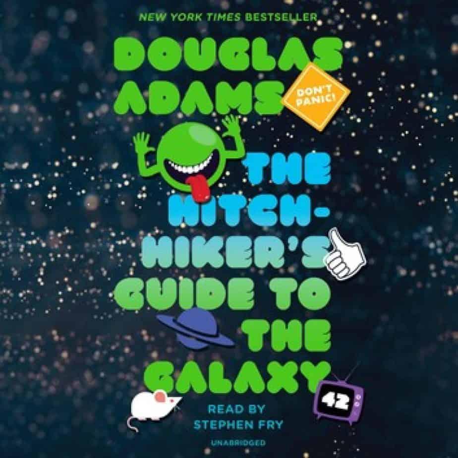 Top 5 Sci-Fi Audiobooks