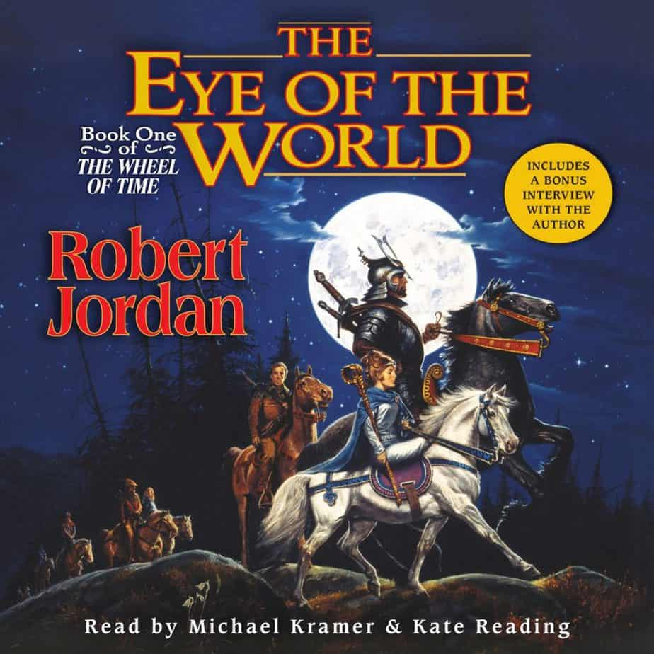 Best Fantasy Audiobook of All Time - The Wheel of Time