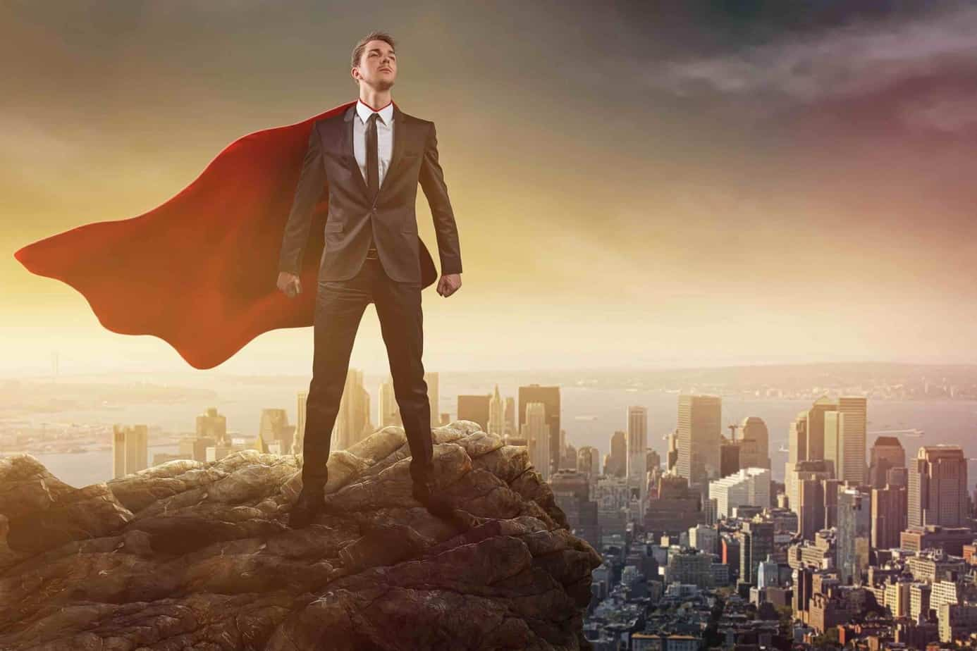 business lessons from superheroes